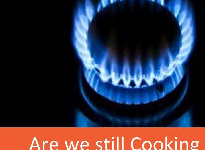 Economics of gas/electric appliances