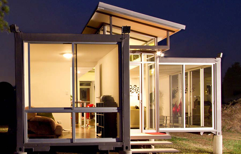 Modular and prefab homes around the world