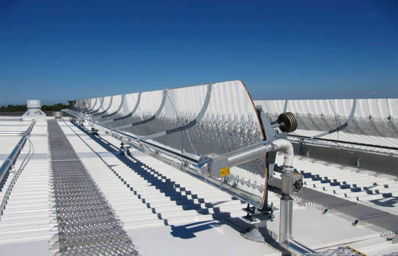 Reducing air conditioner impacts: The state of solar cooling