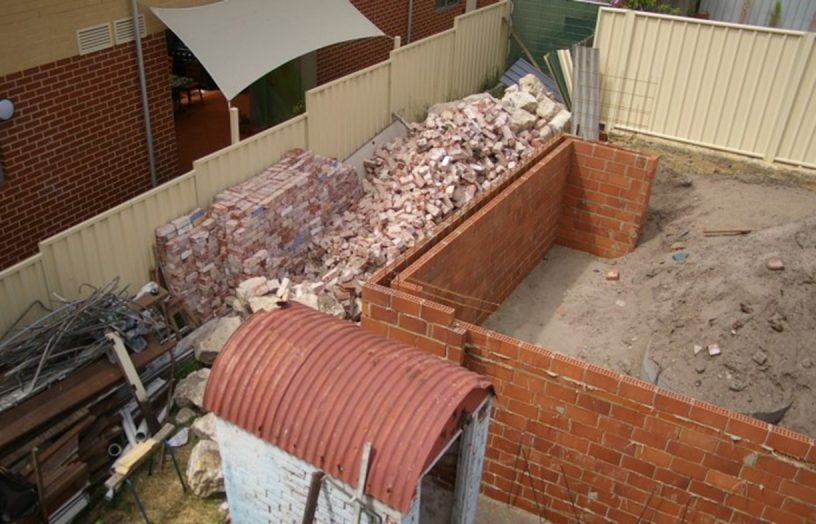 Construction waste: Low hanging fruit