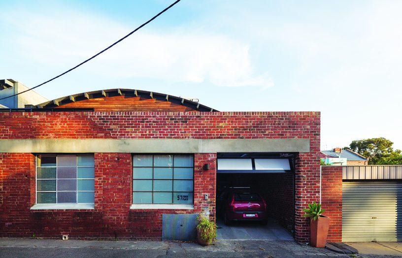 Passive warehouse