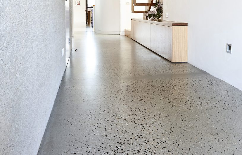 When is a concrete floor the right choice?