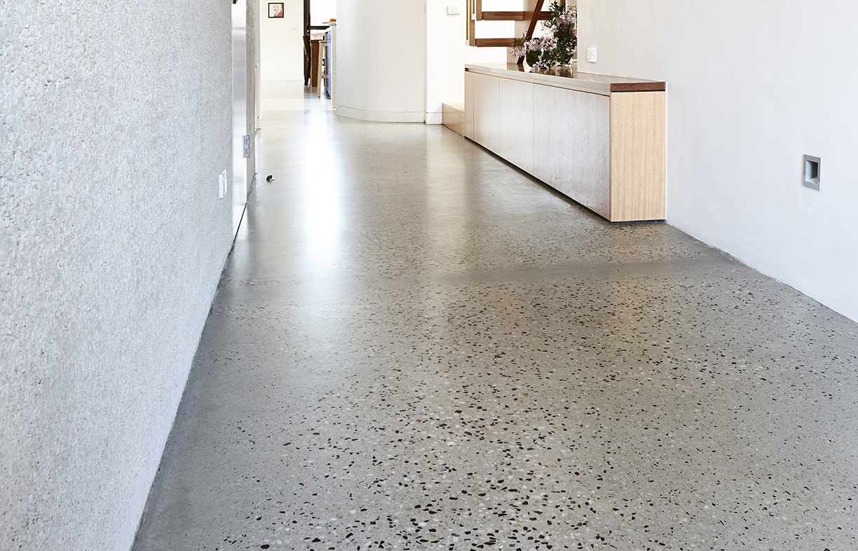When is a concrete floor the right choice? - Renew
