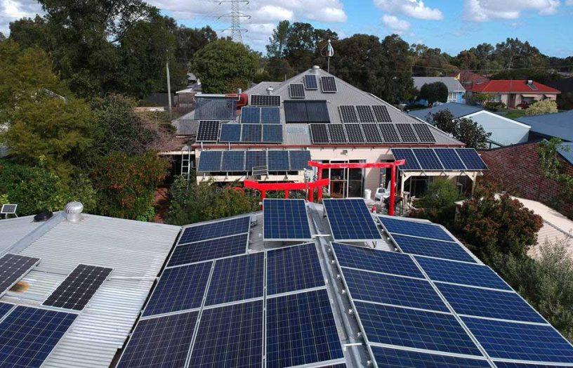 Bigger solar is better: report