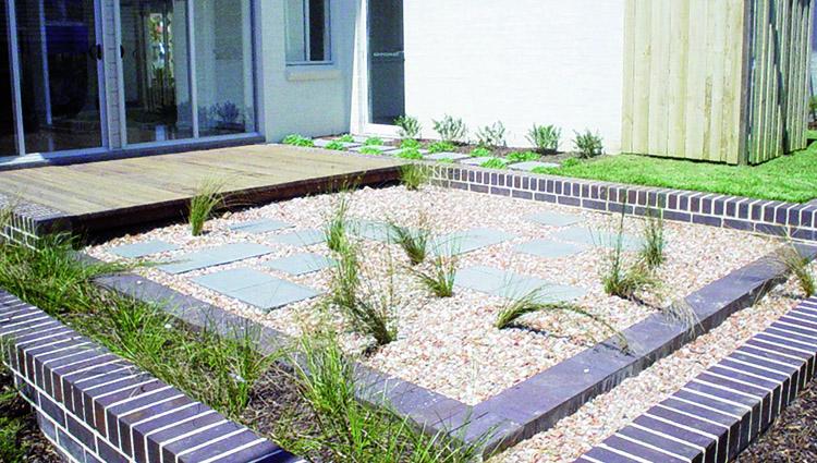Gardening with stormwater - Renew