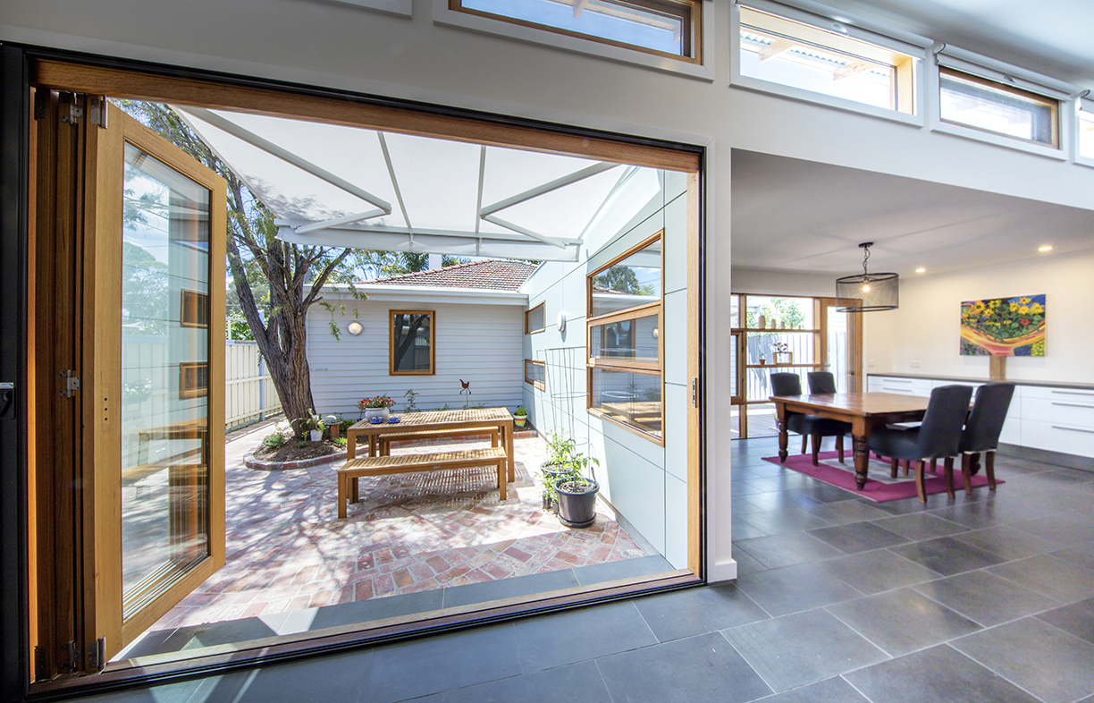 The rise of the courtyard renew