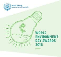 World Environment Day Awards 2016