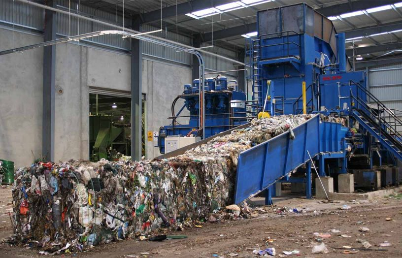 Waste management – the present and future