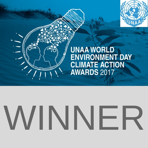 Climate Change Leadership UNAA Climate Action Awards 2017