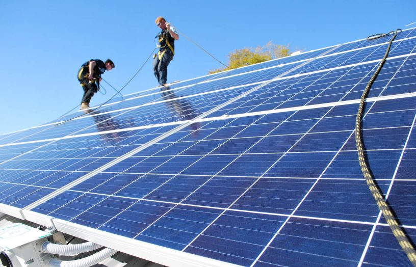 Renewable energy courses guide