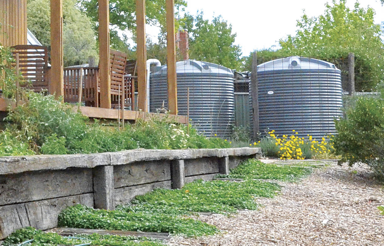 Rainwater tank buyers guide - Renew