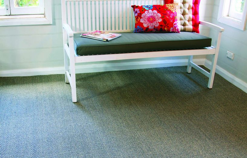Sustainable carpet choices