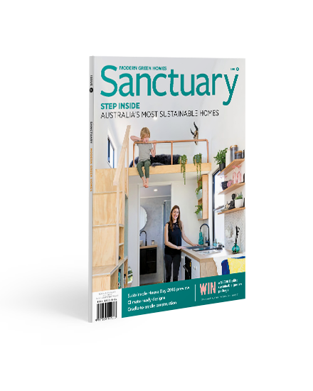Subscribe to Sanctuary magazine