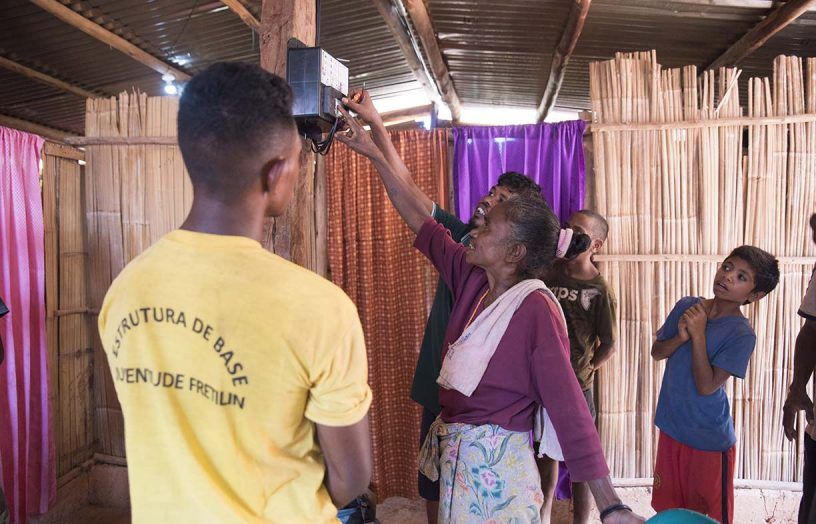Preparing for more solar in Timor Leste