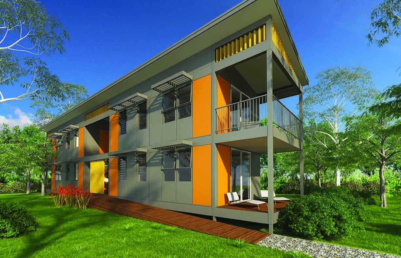 Astounding Twelve Of The Best Modular And Prefab Creations Renew Download Free Architecture Designs Ferenbritishbridgeorg