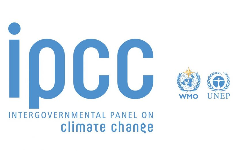 Climate change and the latest IPCC report.