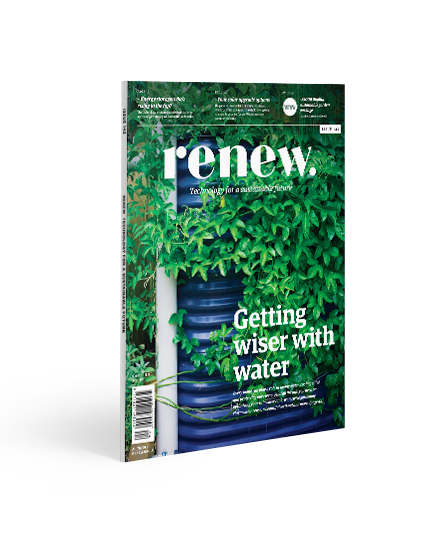 Subscribe to Renew magazine