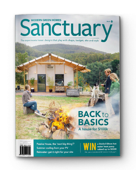 Sanctuary Magazine Subscription