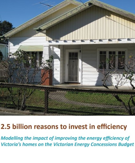 2.5 billion reasons for energy efficiency