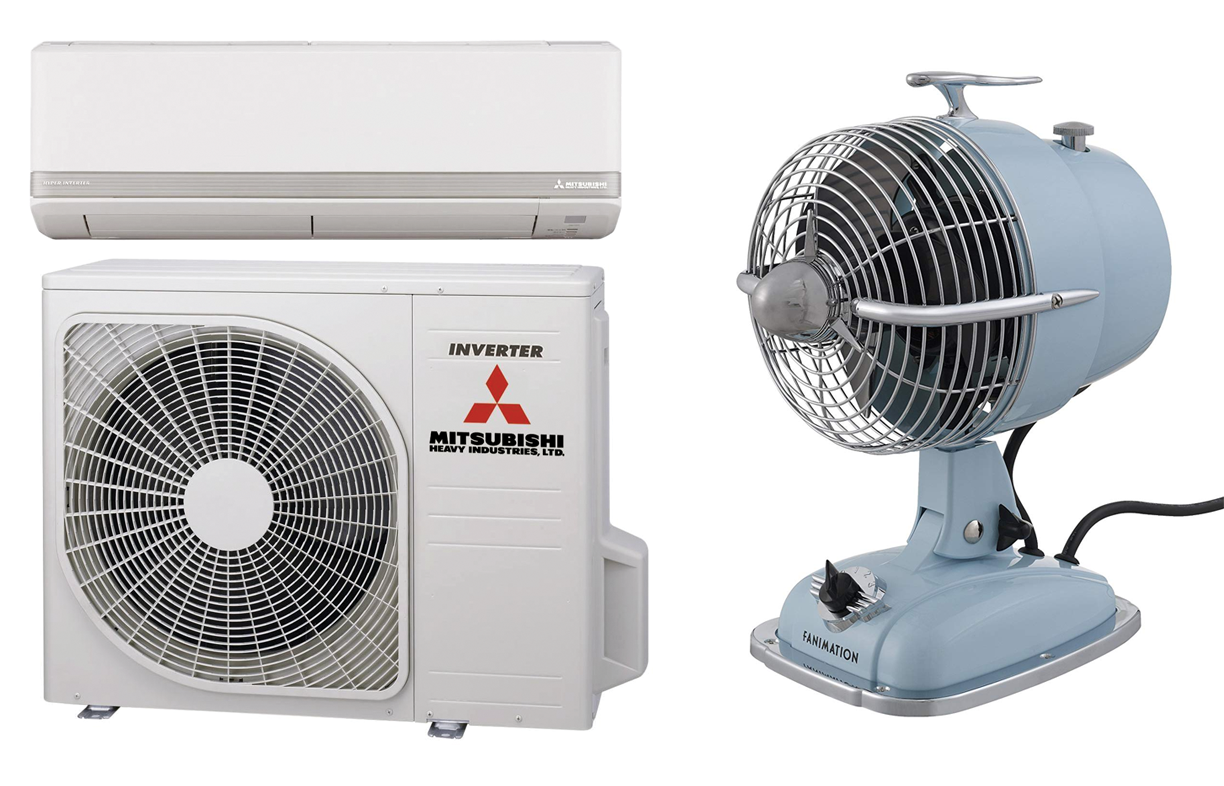 Cooling buyers guide: active cooling