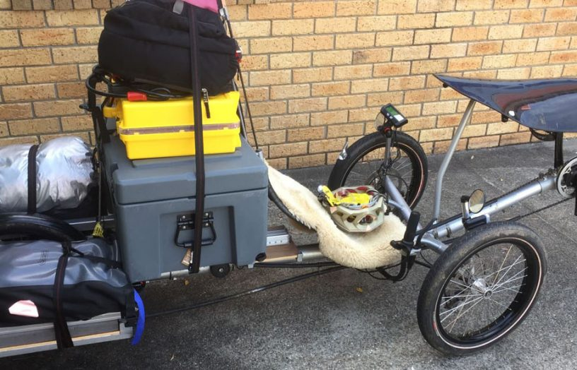 eBikes and alternative household transport