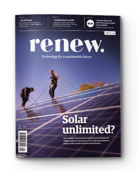 Renew Magazine Subscription