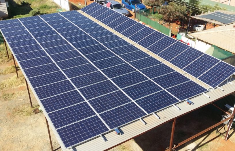 Kurrawang: solar success