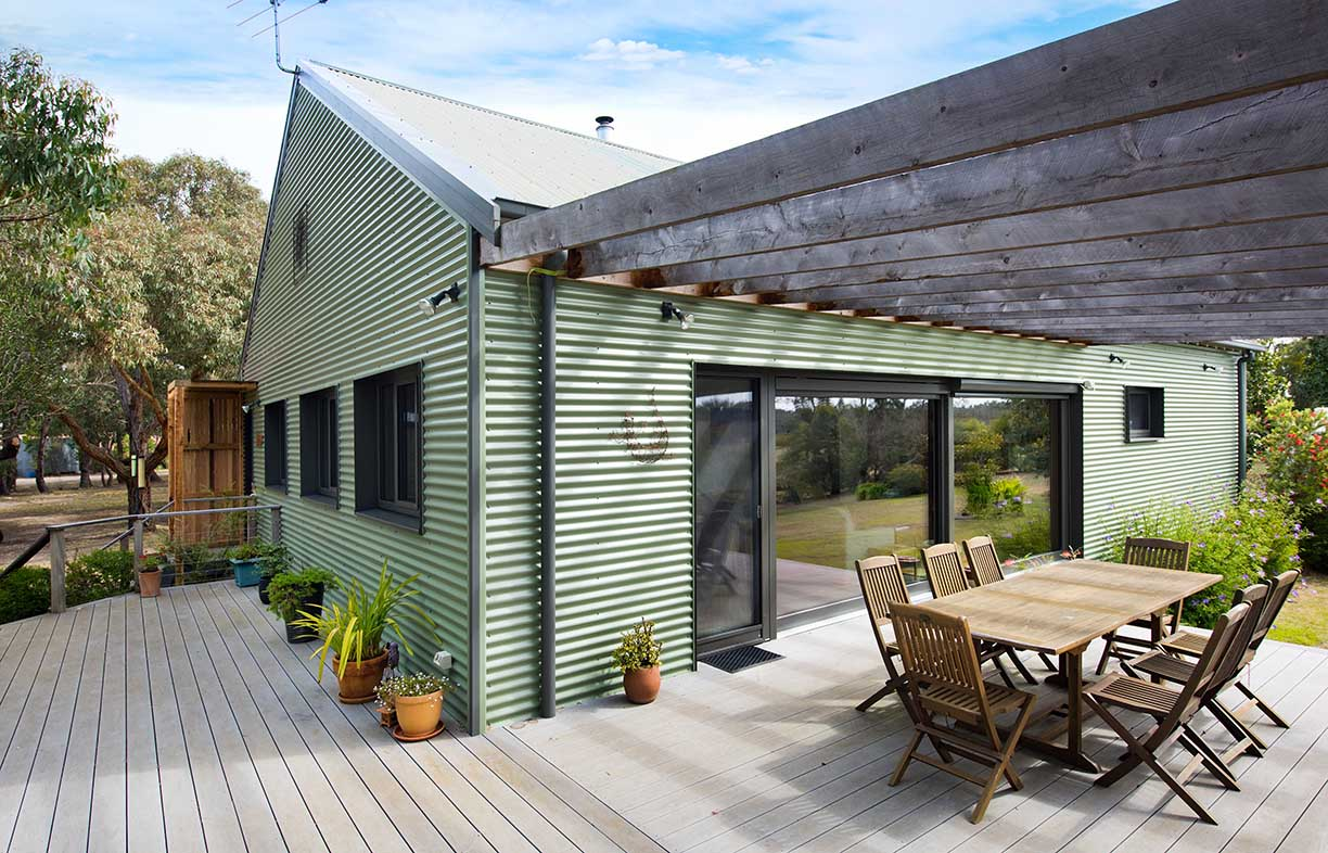 Mind The Gaps Passive House From The Inside Renew