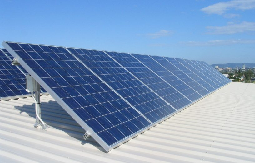 Rooftop solar for your household