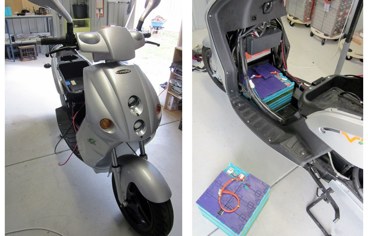 Two Wheels Good Electric Scooters Are Here Now Renew