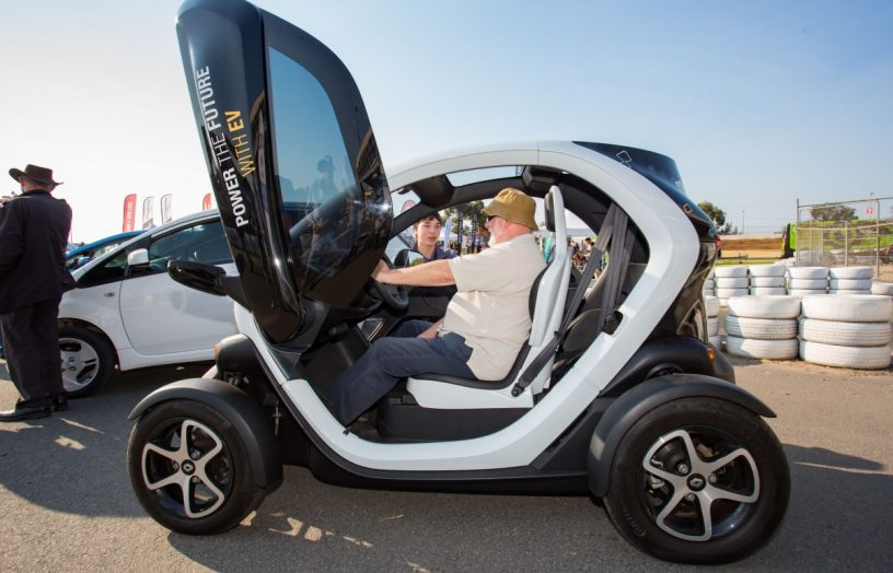Electric Vehicle Expo a great success