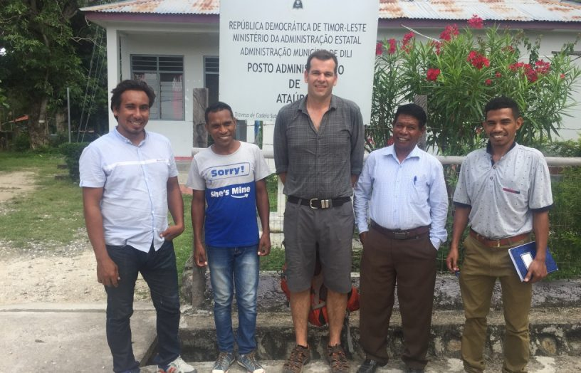 Preparing for more solar in Timor-Leste