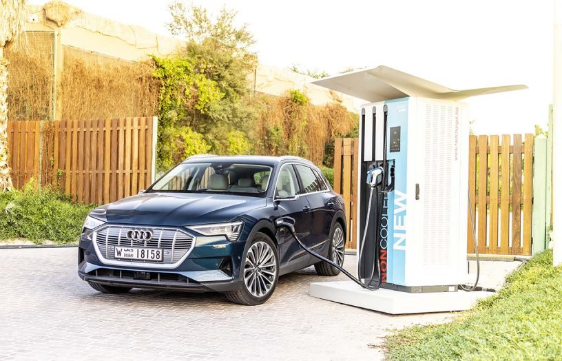 EVs everywhere, and not just cars!