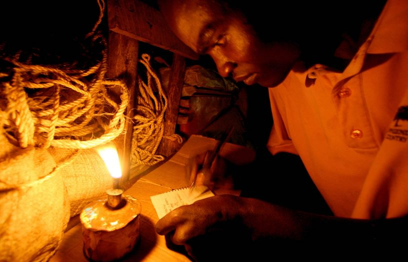 Making kerosene history Pay-As-You-Go solar energy