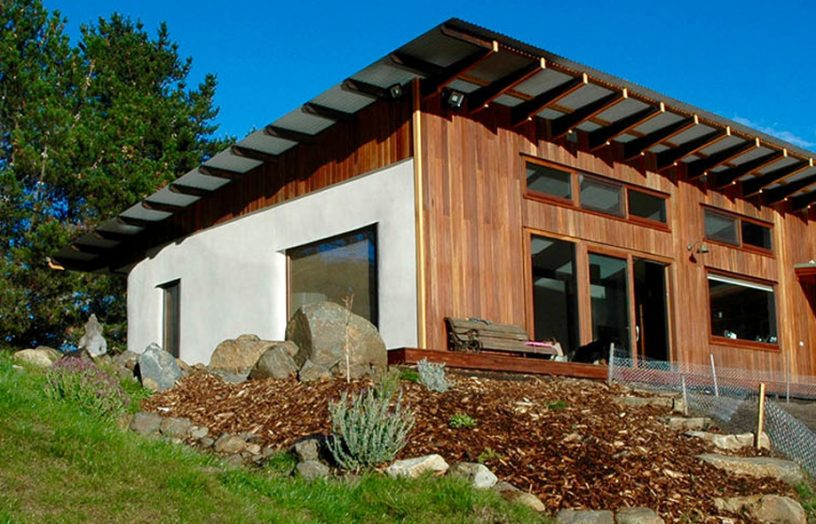 Natural building in Tasmania – How do we do more of it?
