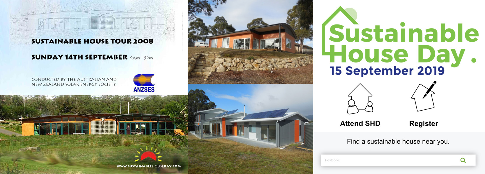Experiences of Sustainable House Days, from Past to Present