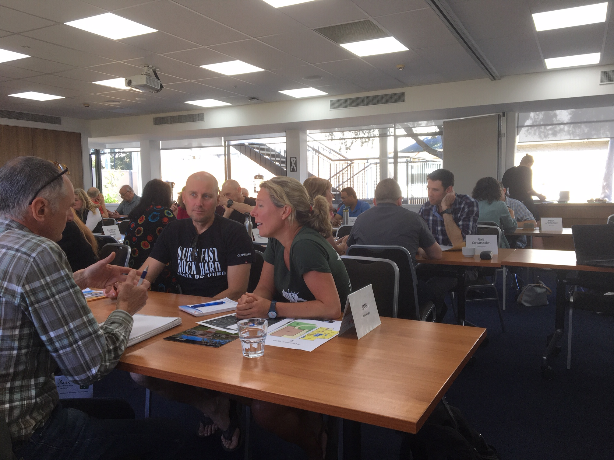 Speed Date a Sustainability Expert in Bayside
