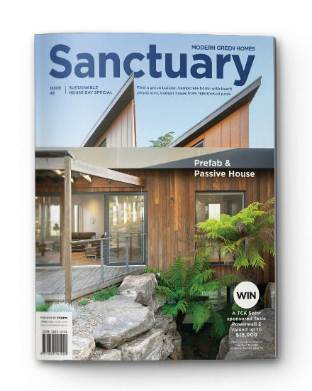Sanctuary magazine - Renew