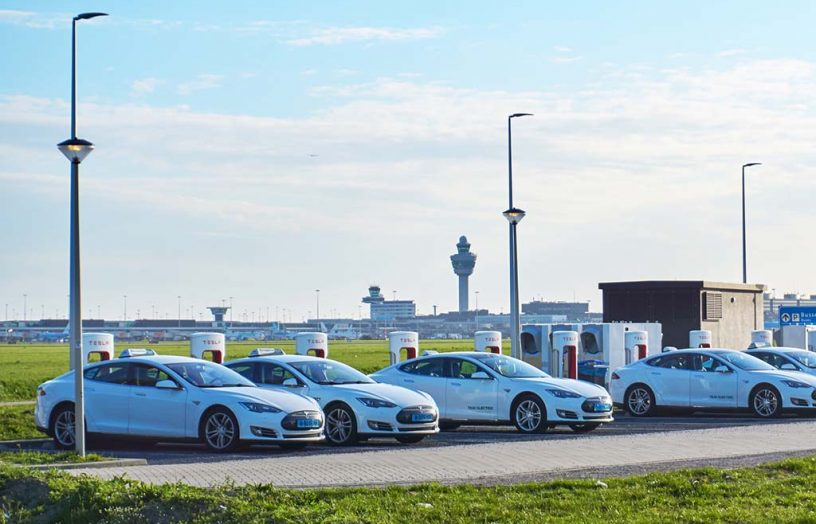EVs and the grid