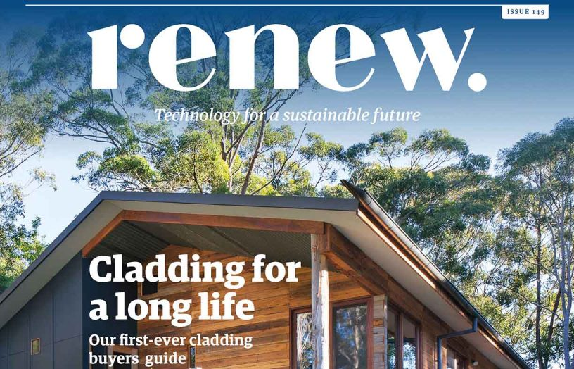 Renew 149: recycling special out now!
