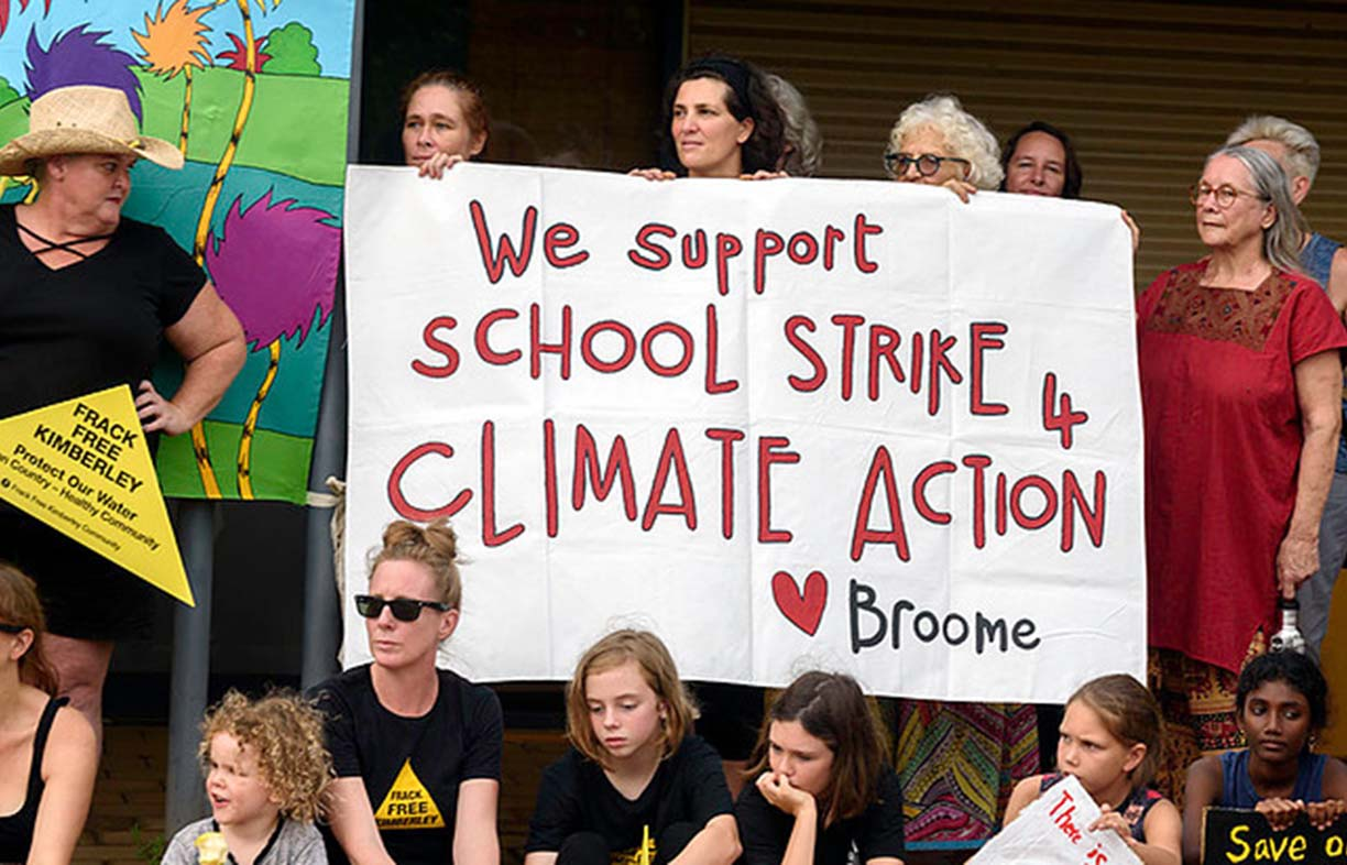 Join Renew for the Global Climate Strike