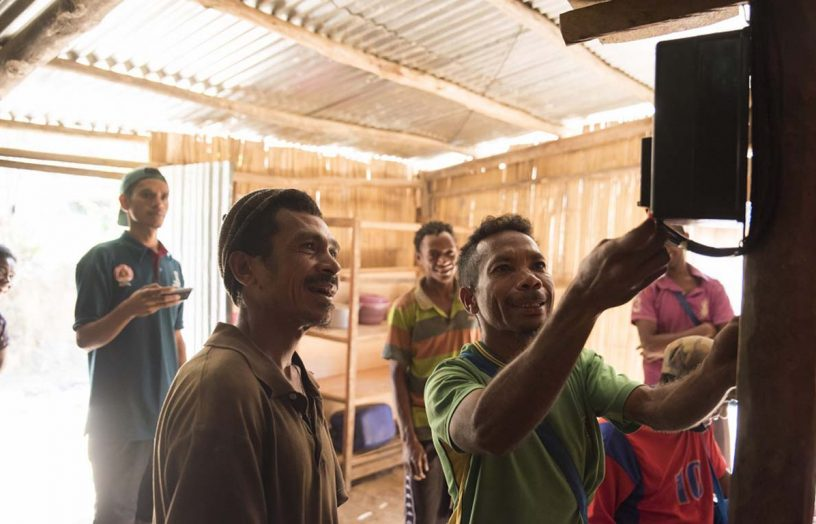 Renew wins Australian Ethical Foundation grant for Timor-Leste solar