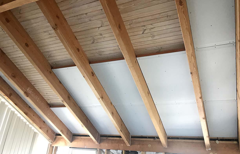 Diy Insulating Raked Ceilings Renew