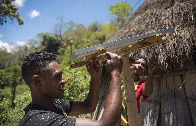 Lighting up Timor-Leste