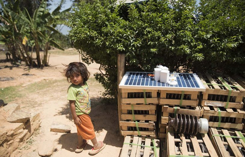 Give the Gift of Light to Timor-Leste