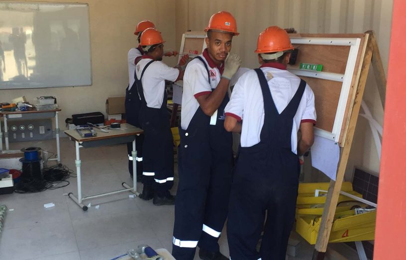 Fund solar training resources