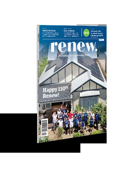 Subscribe to Renew magazine