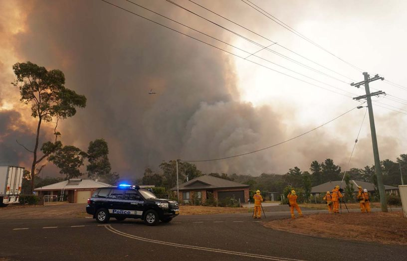 Resources for people impacted by the bushfire crisis