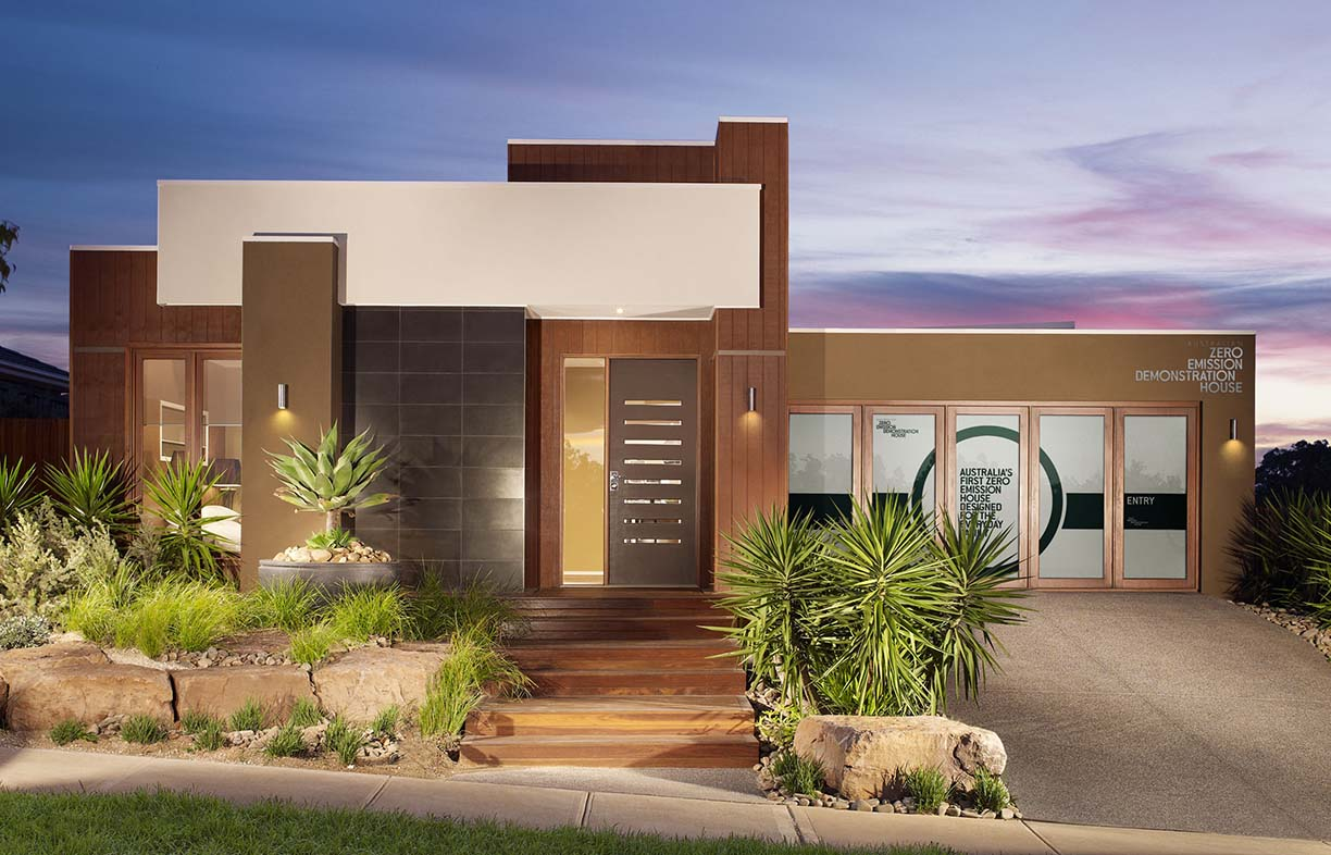 Modern Green Homes A Short History Of Energy Efficient Housing In Australia Renew