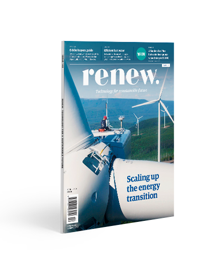 Renew Magazine-only membership